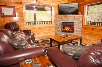 Taken at Red Tail Lodge in Gatlinburg TN
