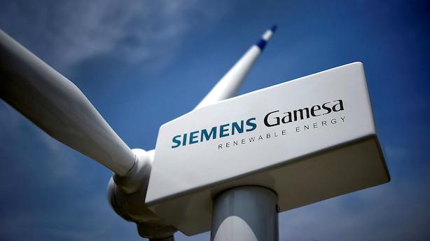 Dansk direktør har sagt op i Siemens Gamesa