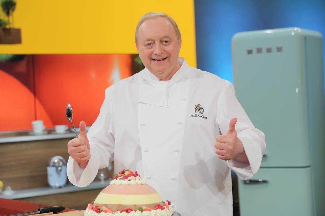 Schuhbecks Neue Bayerische Küche Rezepte   Rezept Semmelknödel