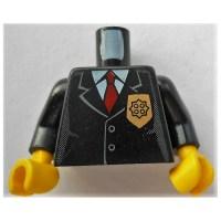LEGO Police Torso (973)   Brick Owl - LEGO Marketplace