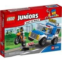LEGO Police Truck Chase Set 10735 | Brick Owl - LEGO ...