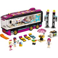 LEGO Pop Star Tour Bus Set 41106 | Brick Owl - LEGO ...