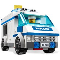LEGO Prisoner Transport Set 7286 | Brick Owl - LEGO ...