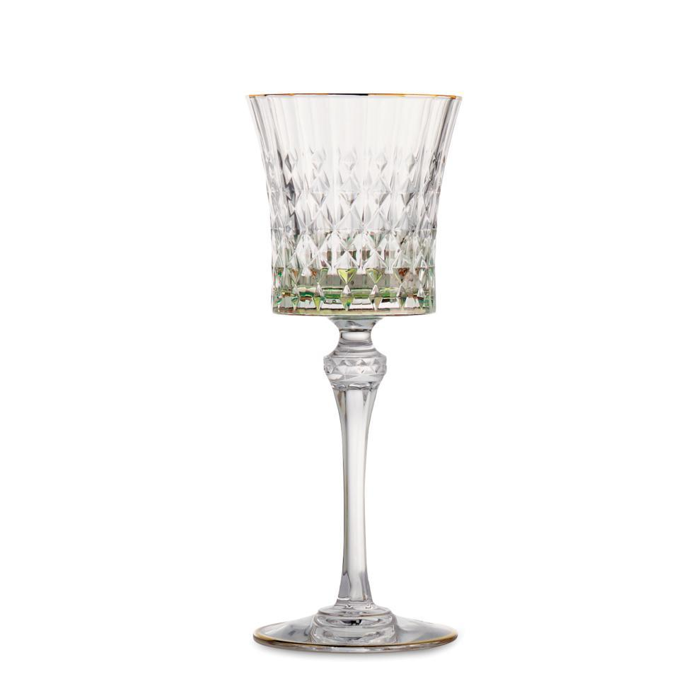 Arte Italica Customer Service Arte Italica Serena Green Wine Glass Price 85 00 In