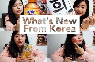 [影音] 最近收到的韓國戰利品,What's New From Korea
