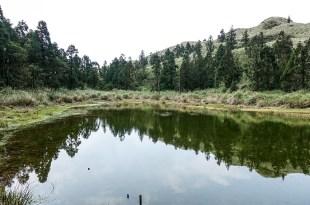 [旅遊] 陽明山秘境夢幻湖,台北一日遊到山中野餐趣