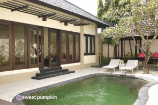 [旅遊] 峇里島,令人陶醉到不行的Vinly villa,環境篇