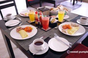[旅遊] 峇里島,令人陶醉到不行的Vinly villa,早餐篇