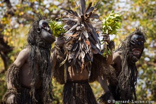 Nyau Dancers