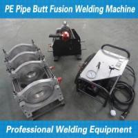 plastic pipes fusion welding machine - quality plastic ...