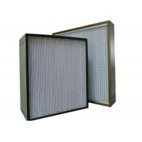 High Capacity Dust Hepa Air Filters For Hvac System Air