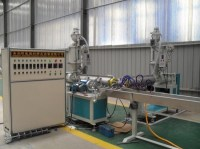 PVC Spiral Reinforced Suction Hose Pipe Making Machine ...