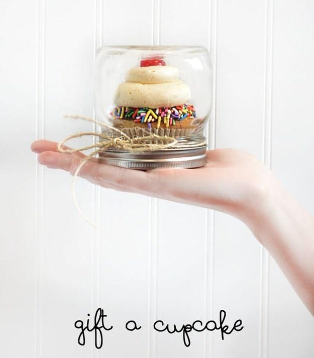 A Cupcake in a Jar