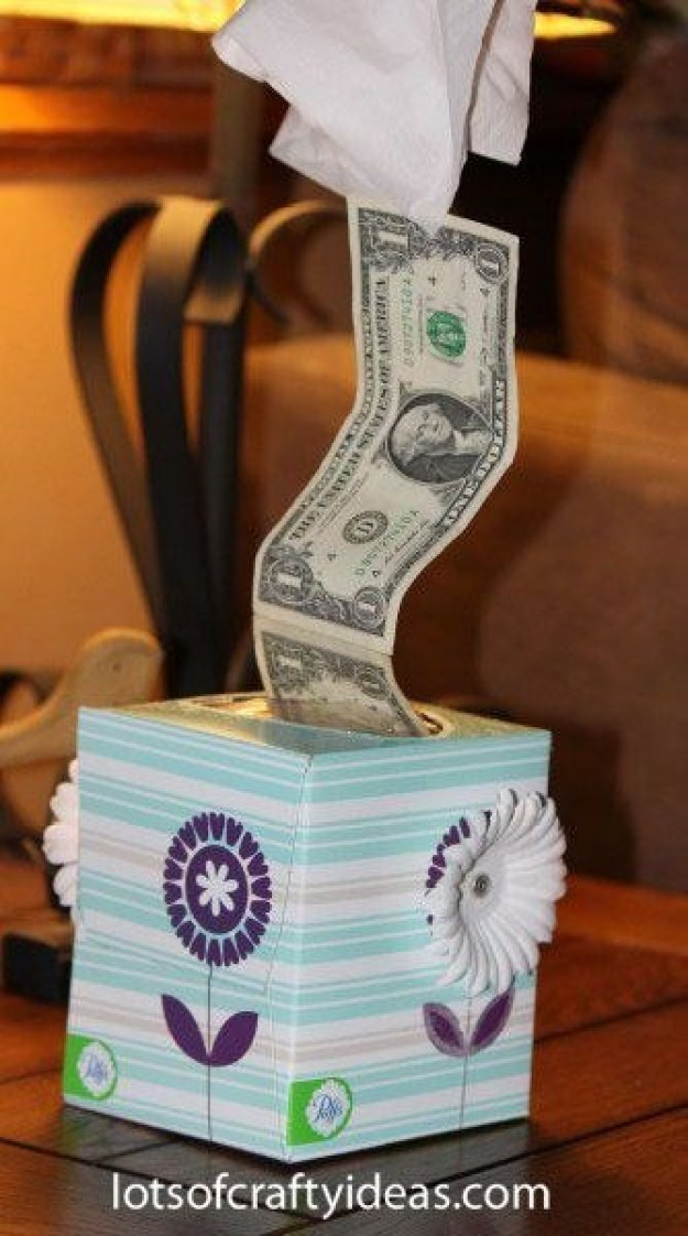 A Tissue Box of $$$