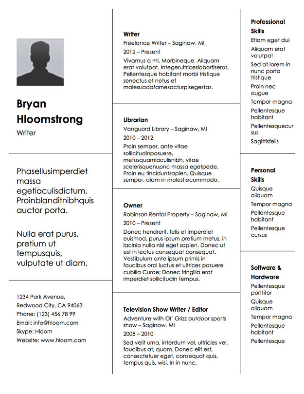 free resume templates buzzfeed best resumes curiculum vitae and