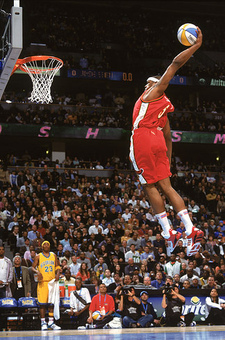 Atlanta Hawks Wallpaper Hd The Most Epic Nba Dunk Contest Photos Ever Taken