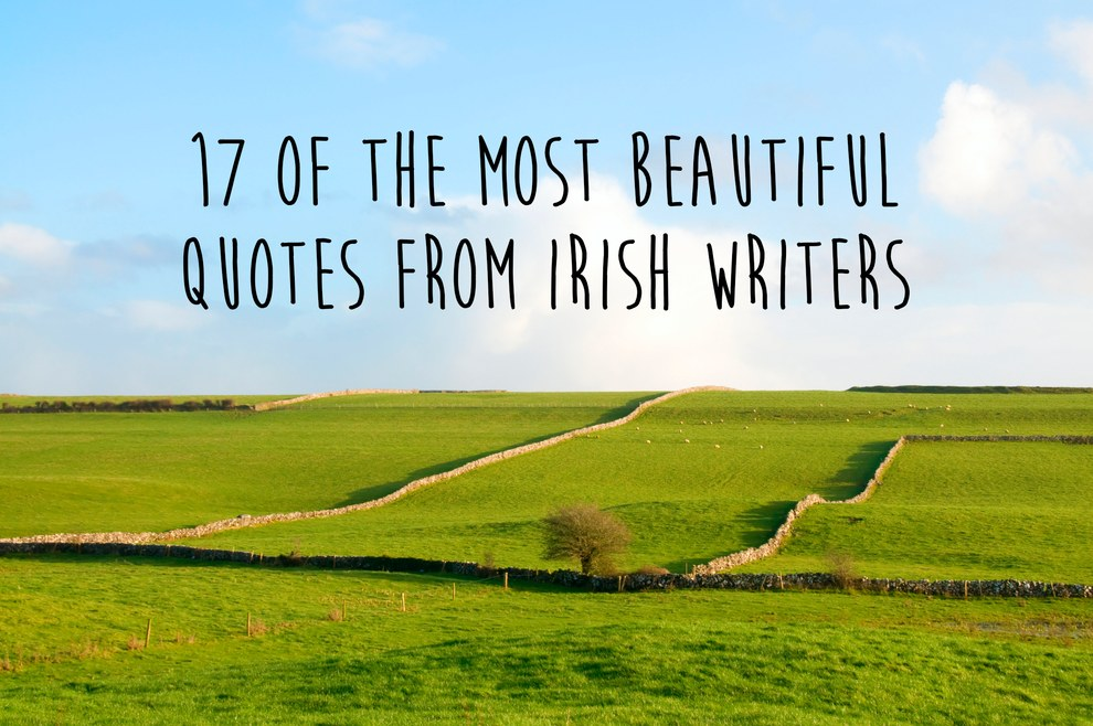 Wise Failure Quotes Wallpaper 17 Of The Most Beautiful Quotes From Irish Writers