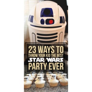 Lummy Share On Facebook Share Ways To Throw Star Wars Birthday Party Ever Star Wars Party Decorations Diy Star Wars Party Favor Bags