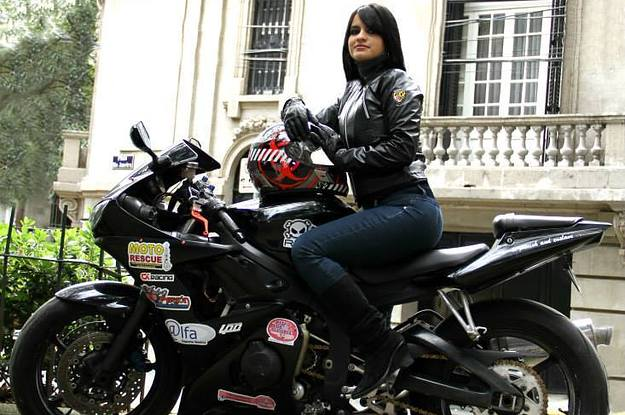 Motocross Girl Wallpaper Cosas Que Debes De Saber Sobre Las Mujeres Motociclistas