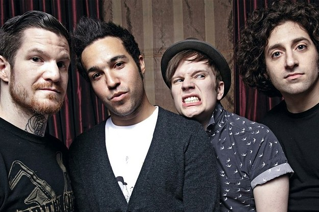 Fall Out Boy Logo Wallpaper 19 Things Only Fall Out Boy Fans Understand