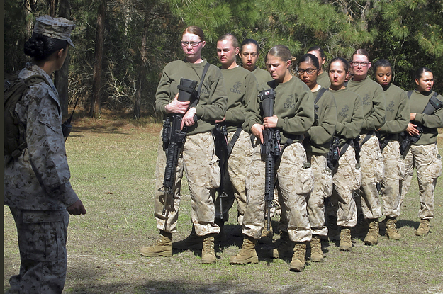 Marine Corps To Remove The Word \u201cMan\u201d From 19 Job Titles