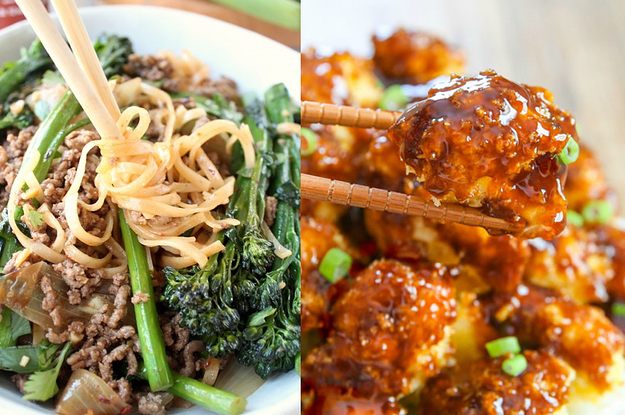 15 Chinese Takeout Inspired Dishes You Can Make In 30