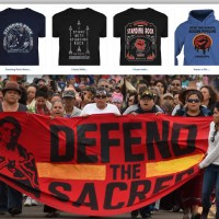 Facebook Scammers Are Profiting From Standing Rock By Stealing Native Artwork