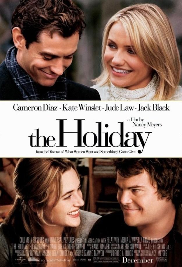 Amanda (Cameron Diaz) is perfect. Graham (Jude Law) is perfect. Miles (Jack Black) is perfect...