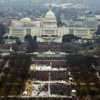 Here's How The Feds And Cops Watched Trump's Inauguration And Protests From The Air