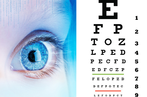 Only People With 20/20 Vision Can Pass This Eye Chart Test
