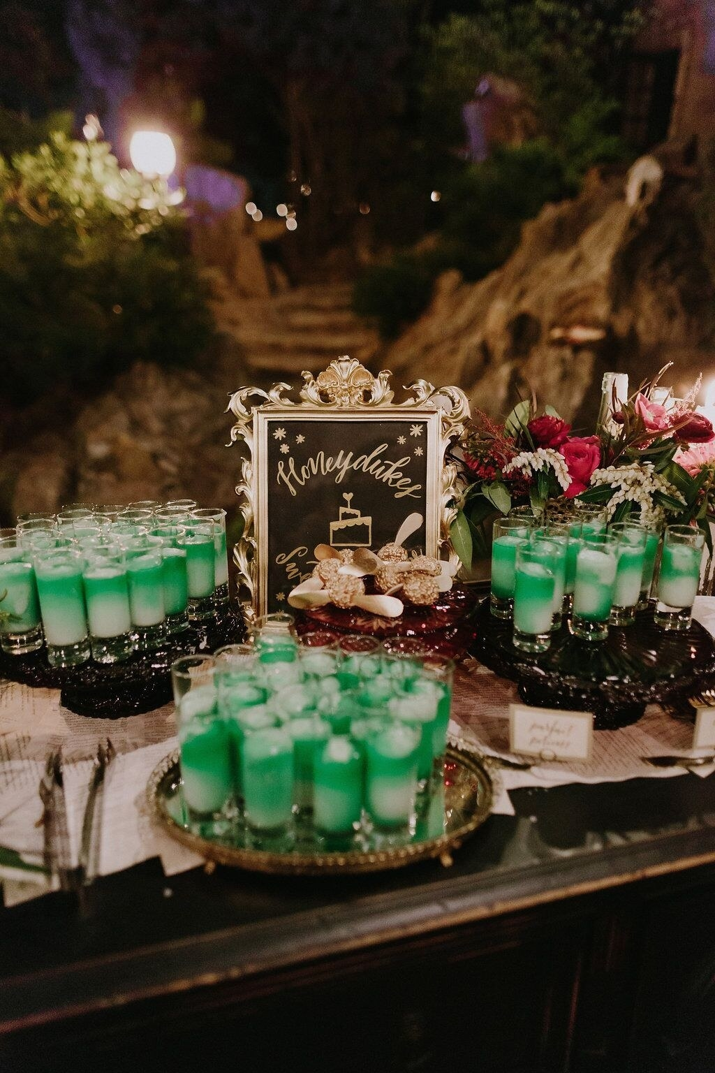 Location Décoration Harry Potter This Might Be The Prettiest Harry Potter Themed Wedding You