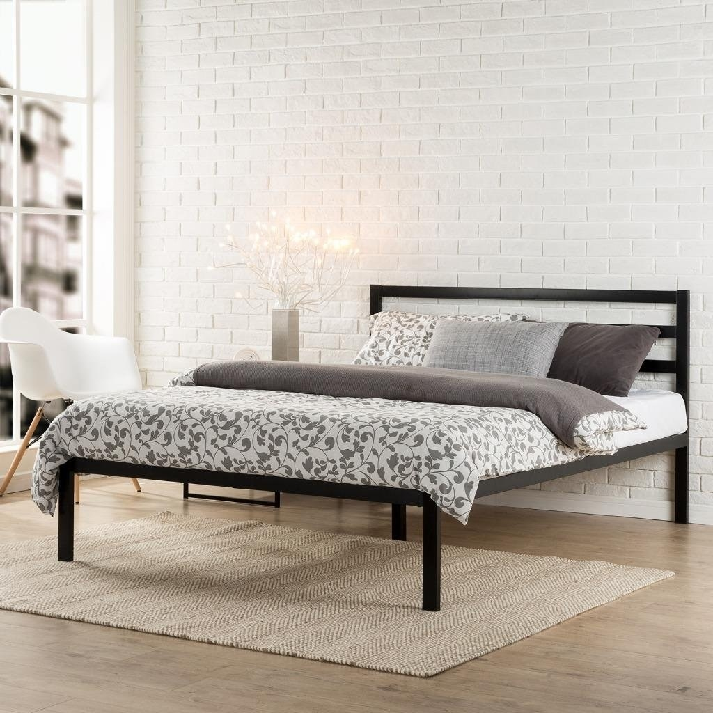 Inexpensive Full Size Mattress 17 Of The Best Bed Frames You Can Get On Amazon