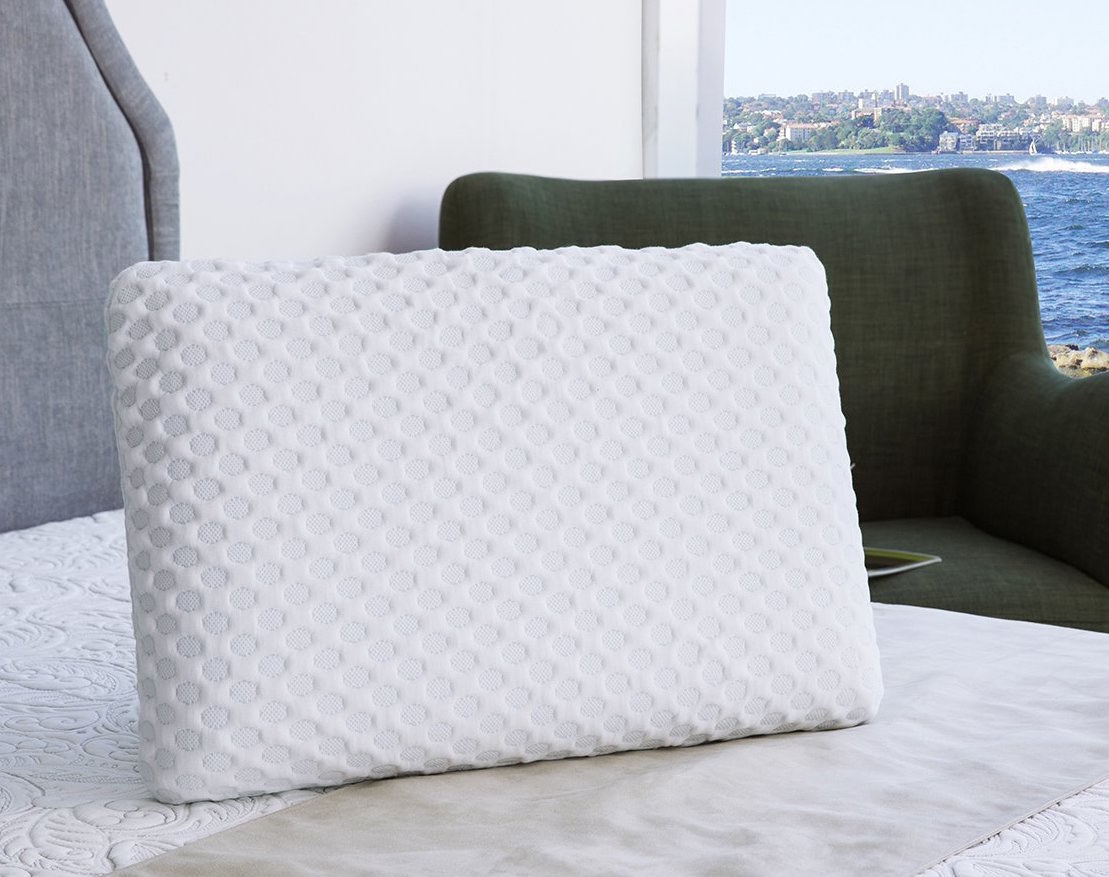Gel Pillow Australia If You Re A Side Sleeper This Pillow Will Change Your Life