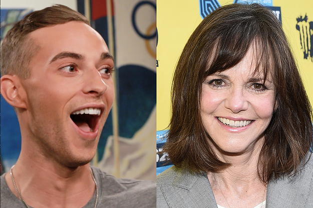 OMG, Adam Rippon Had The Best Response To Sally Field\u0027s Attempt To - jason rippon