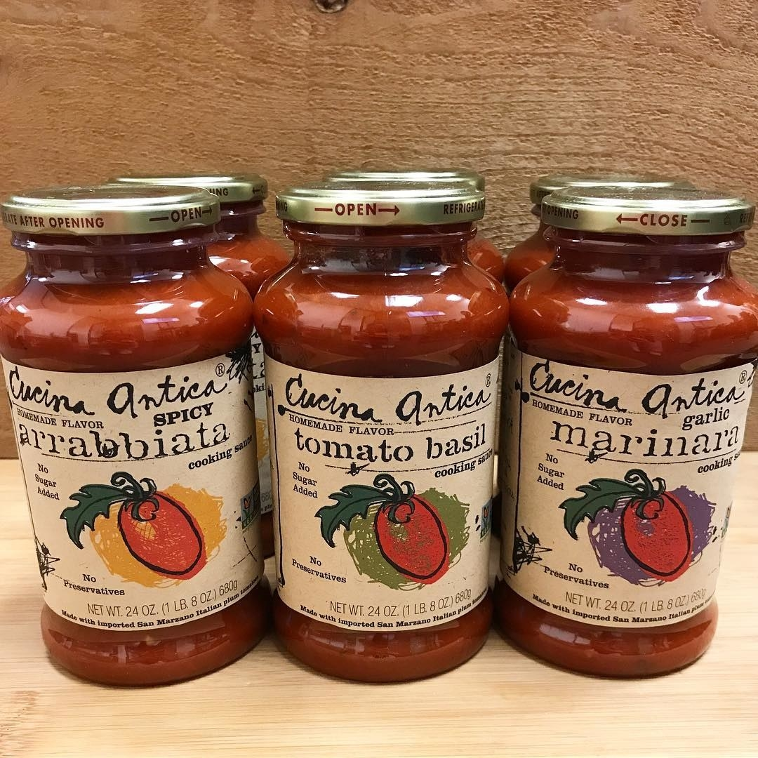 Cucina Antica Tomato Basil Uk 27 Of The Best Food Items To Buy In Bulk On Amazon