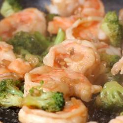 Compelling Zucchini Garlic Broccoli Shrimp Stir Fry Recipe By Tasty Stir Fry Broccoli Mushroom Onion Stir Fry Broccoli