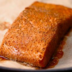 Small Of Slow Cooker Salmon
