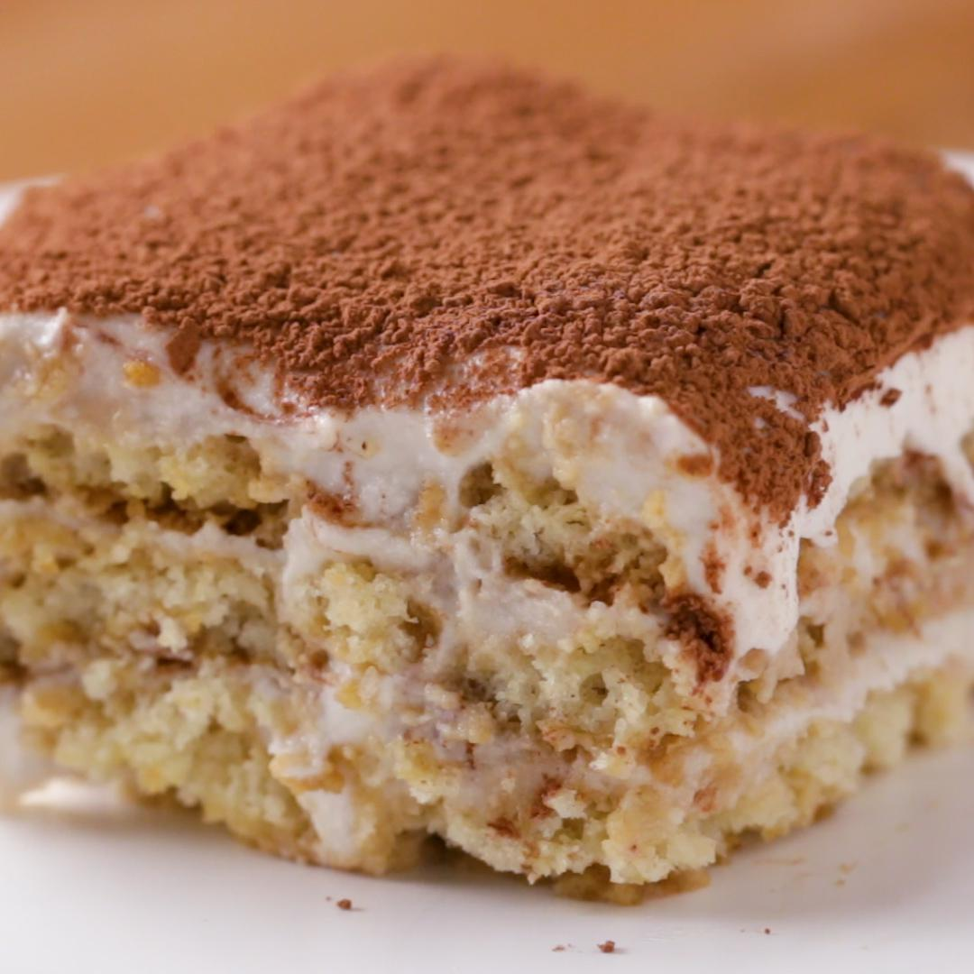 Cocos Kuchen Vegan Tiramisu Recipe By Tasty