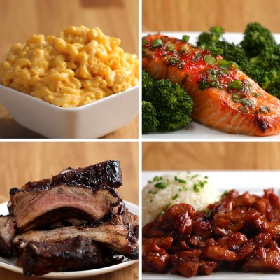 4 Easy 3-Ingredient Dinners | Recipes