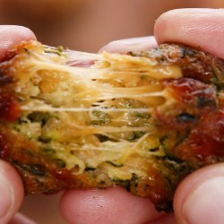 Small Crop Of Zucchini Cheesy Bread