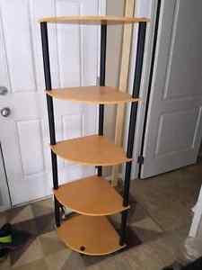 Ikea Heri Corner Shelf Posot Class