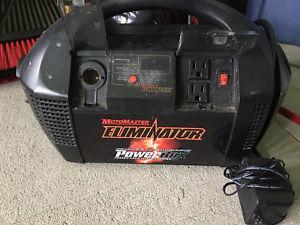 Motomaster Eliminator Battery Charger With 100a Posot Class