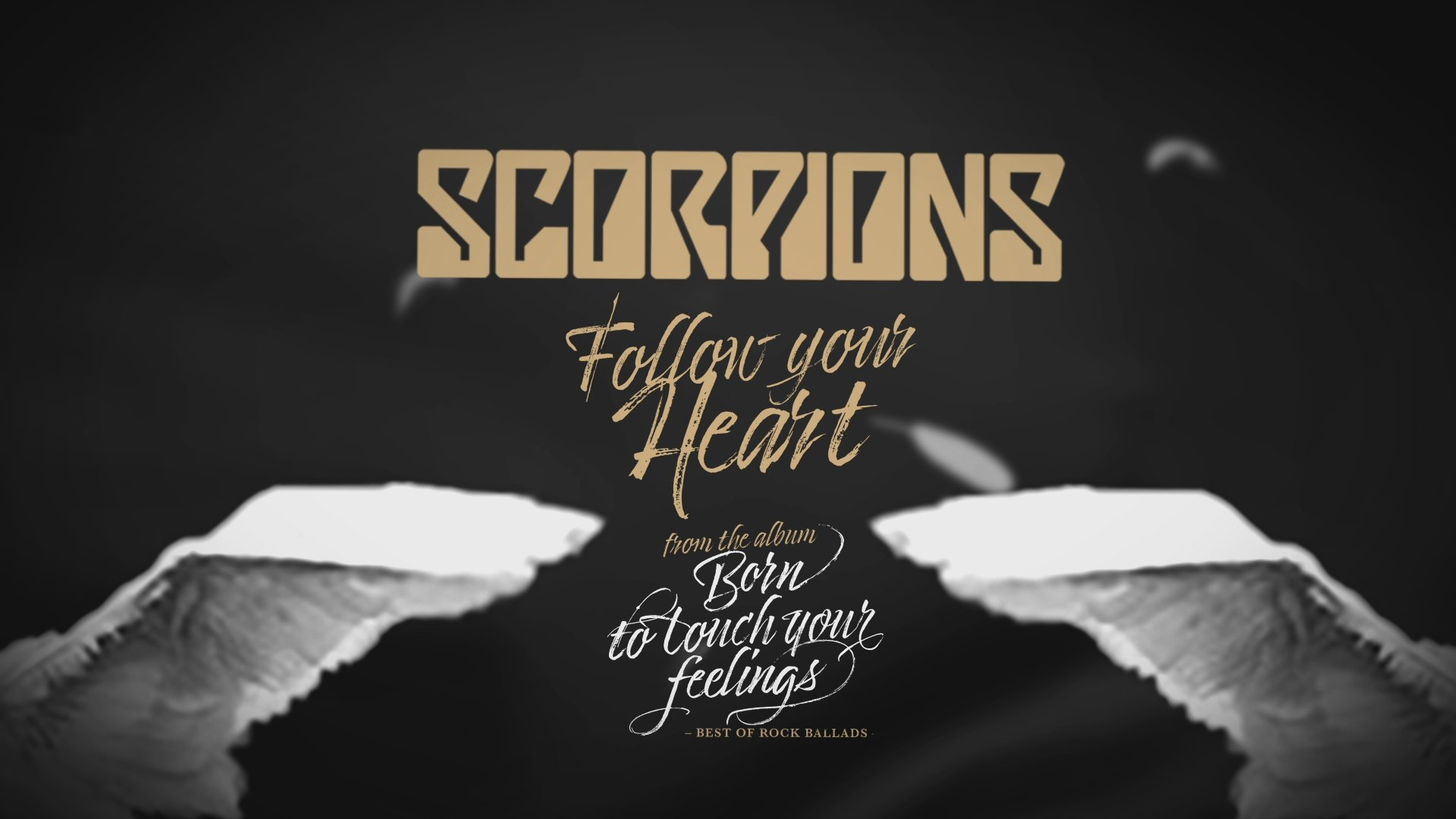 Follow Your Heart Scorpions Follow Your Heart Official Lyric Video Youtube