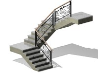 Staircase Tiles Design