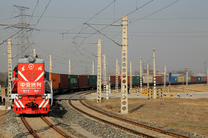 Opinion Belt and Road A Symphony in Need of a Strong Conductor - frieght conductor