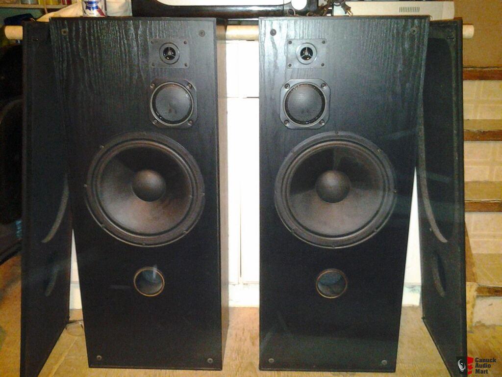 12quotjvc Floorstanding Photo 469080 Canuck Audio Mart