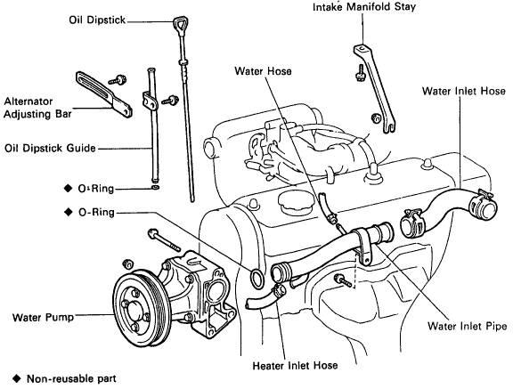 toyota tercel radio wiring diagram