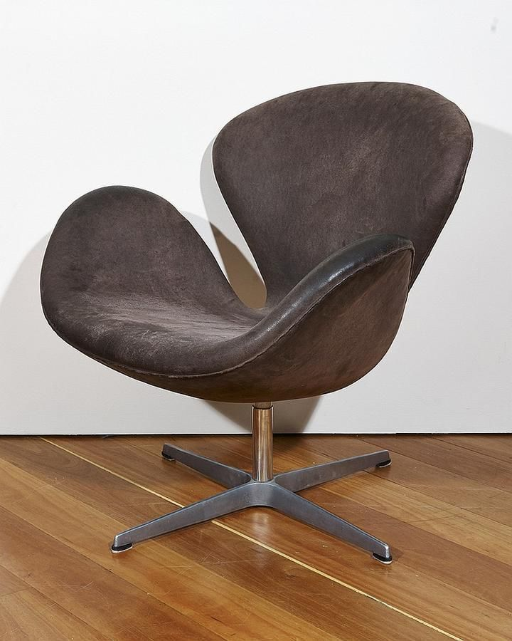 Arne Jacobsen Swan Chair Arne Jacobsen (danish, 1902-1971). Swan Chair, Designed ...