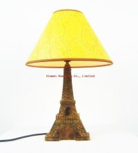 Resin Eiffel Tower Table Lamp of xmhomeplay