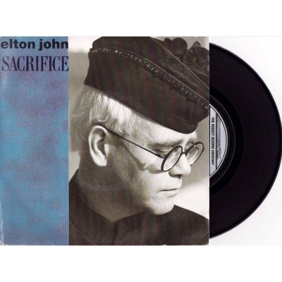 Sacrifice/love is a cannibal by Elton John, SP with maziksound - Ref:115388327
